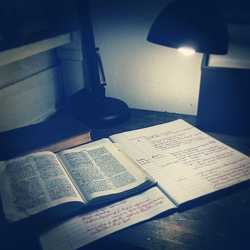 The more you Study the more He reveal WordOfGod Livingandactive DoubleEdgeSword sharp Salvation Demnation