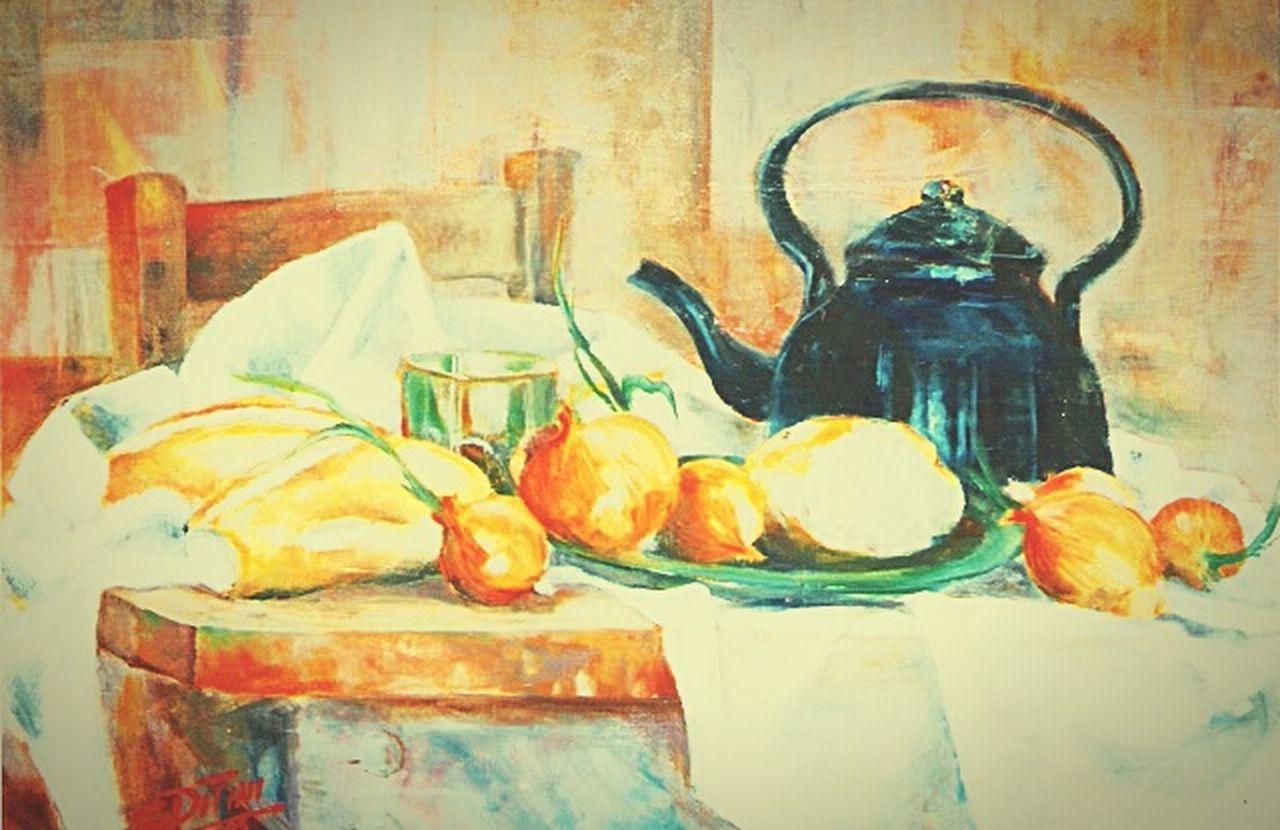 Mi trabajo Art, Drawing, Creativity Artist óleo Oleum Picture