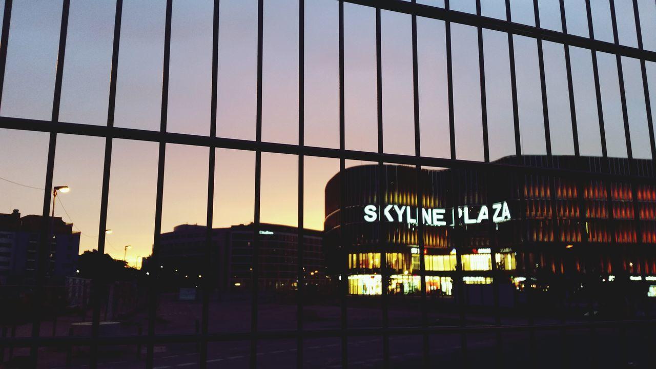Frankfurt Skyporn Urbanphotography Sunset