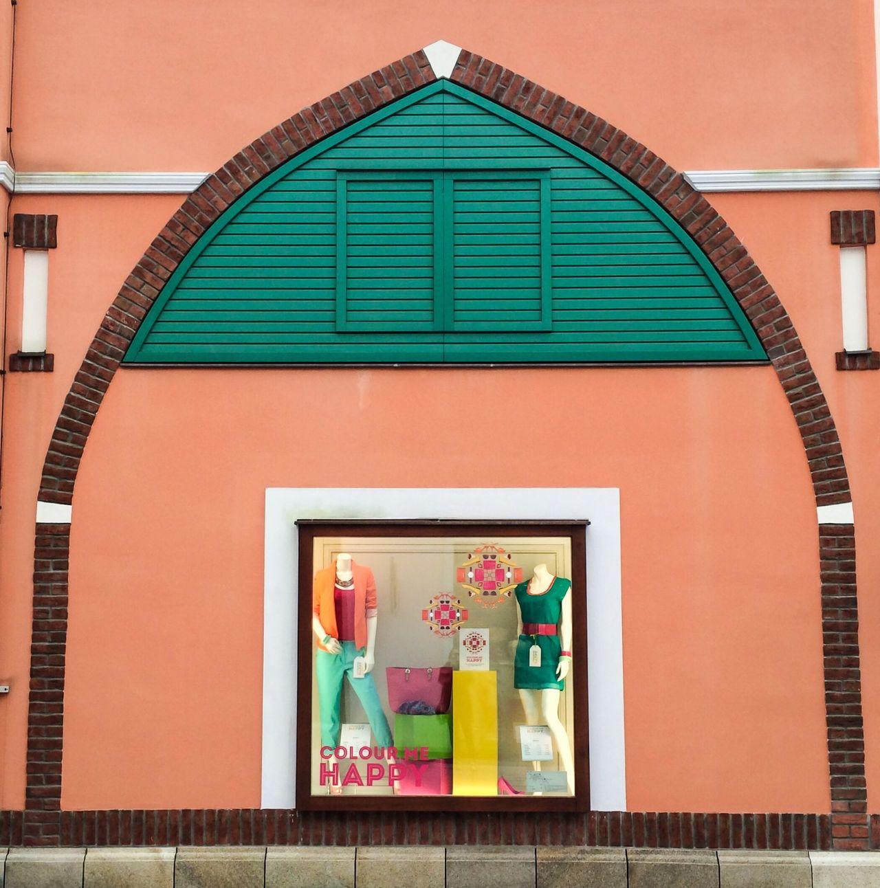 Pantone Colors By GIZMON Fashion Shopping Urban Geometry