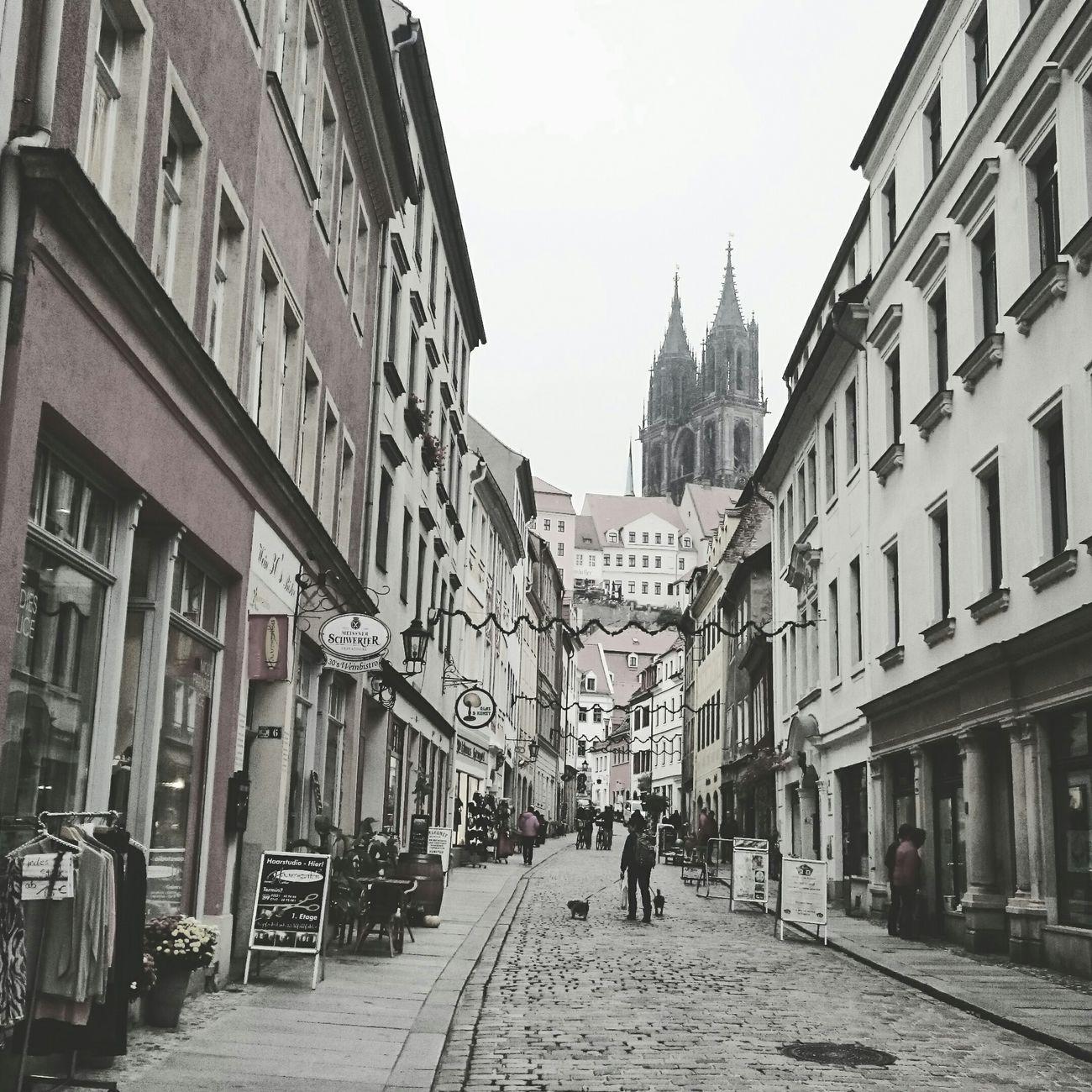Meißen Aufnachmeißen Albrechtsburg