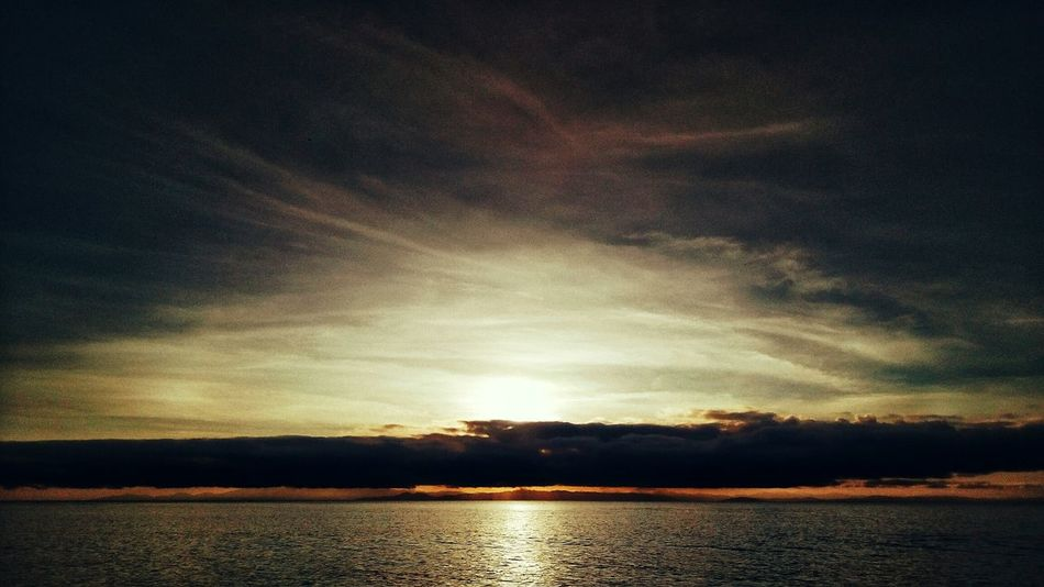 Dramatic Sky Sunrise - Dawn Good Morning World!