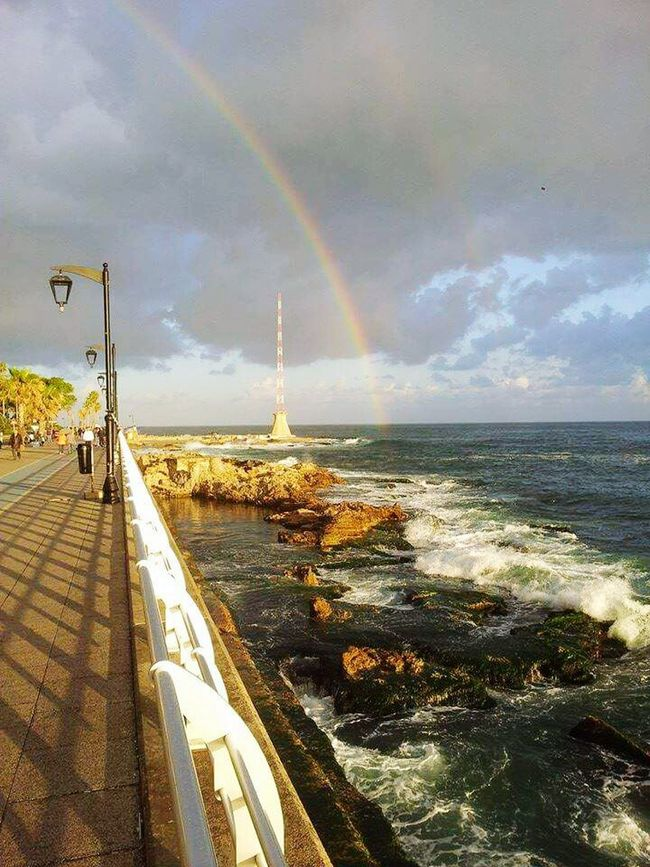 My Country In A Photo Lebanon Taking Photos Cities_collection Hello World City View  Rawshe Rawshe Street Suunset