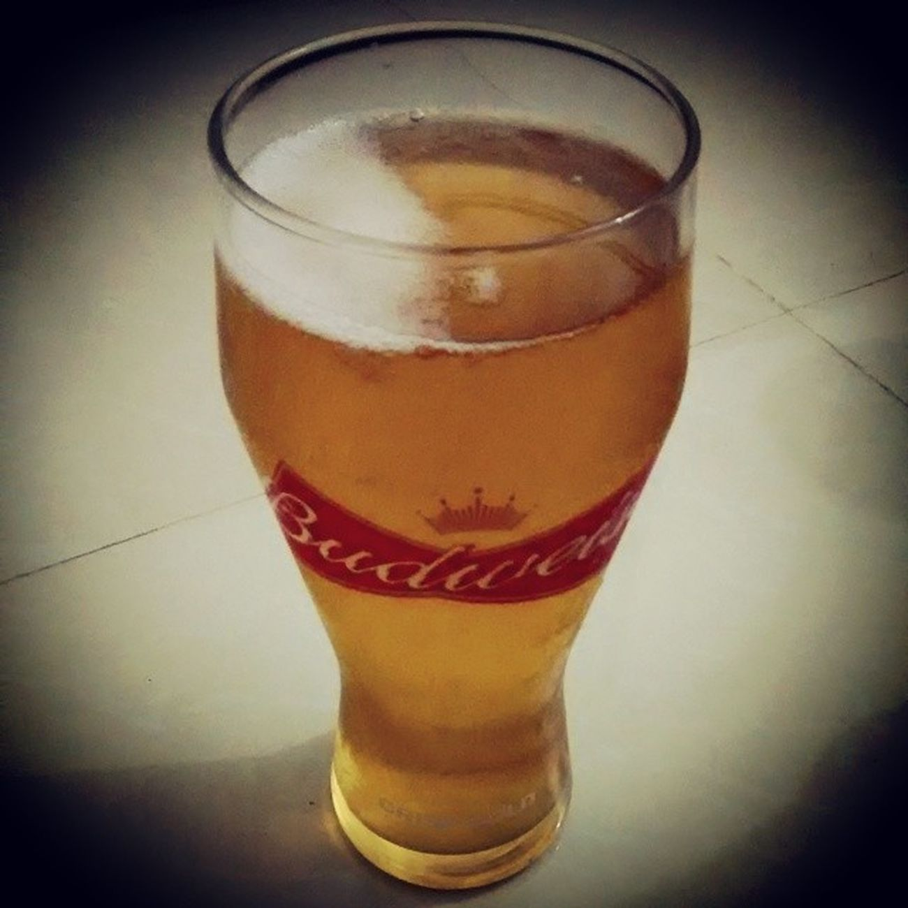 My all time love. Beer Chilled Theremedyofscorchingheat Love midweekchilling budweiser instaaddict instamood