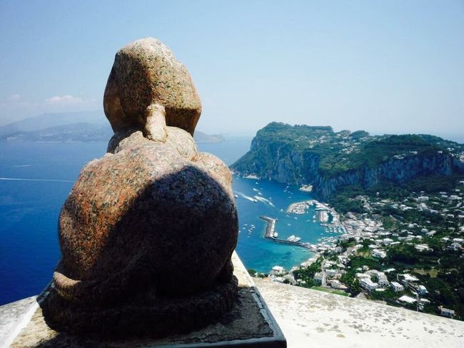 Capri Capri, Italy Italy❤️ Bestholiday Summer ☀ Picture Feelsogood