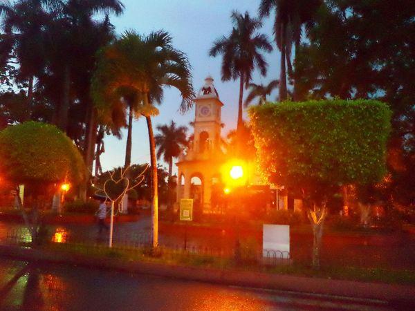 Ahuachapan  Parque
