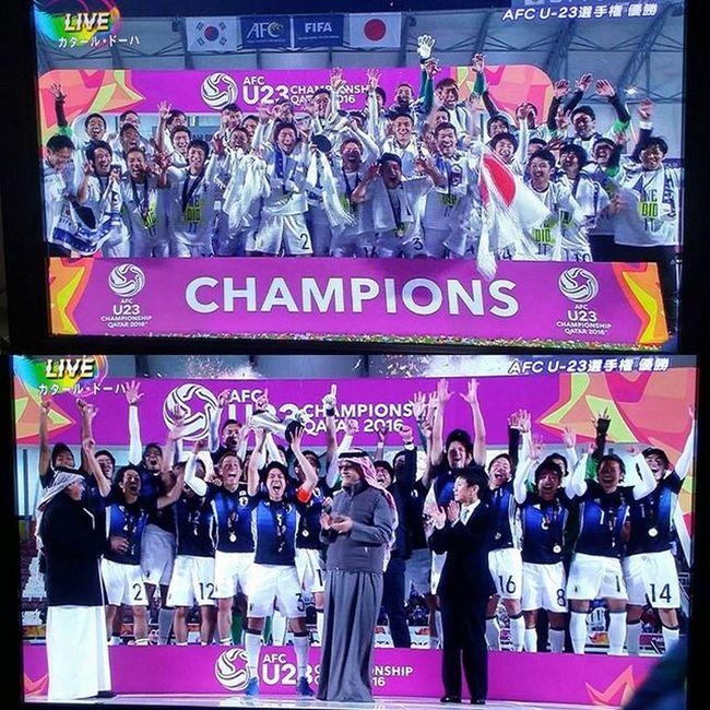 すっげー面白かったw やっぱ日韓戦はいいっすね笑 同い年が活躍してるとなんか頑張らないとって思うっす。 Soccer サッカー 日本代表 U−23 Afc 優勝 日韓戦  逆転 勝利 リオ五輪 アジア王者 3 -2若者よ若いうちに愉しむべし