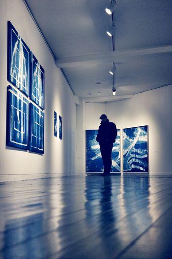 부산 Busan Alone Time Art Gallery Art. I.MISS.YOU