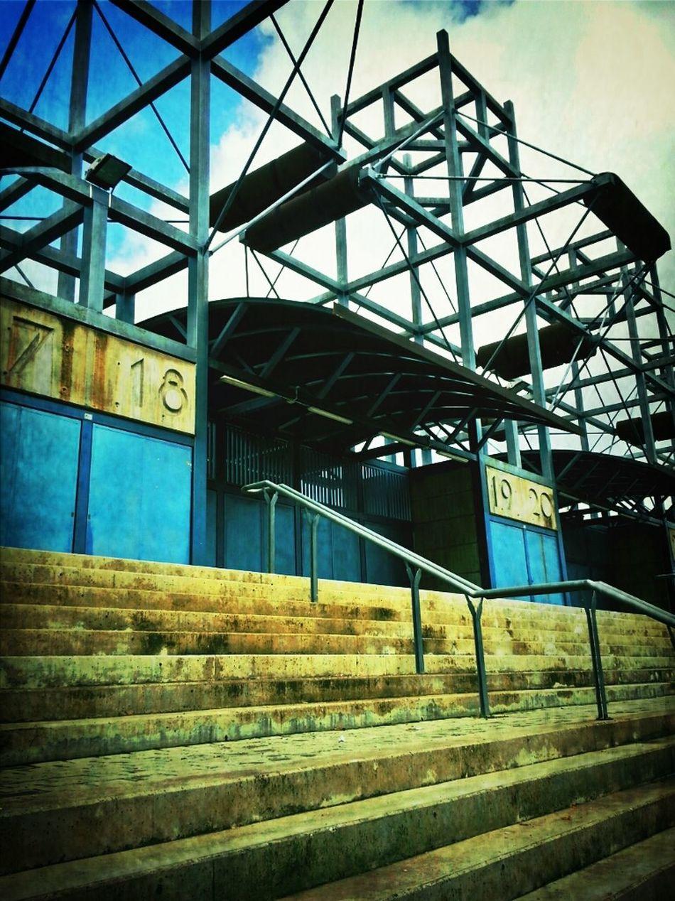 "Phonedited: ""...EntradA...""|""...EntrY..."" Serie ""...Rincones de Las Palmas modernA..."" Texture Eye4photography  ...Rincones De Las Palmas ModernA... Estadio Architecture"