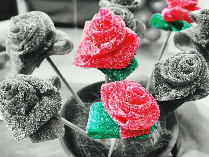 Flowers Candy Sweet Caramelle Chuches Colorsplash Sugar