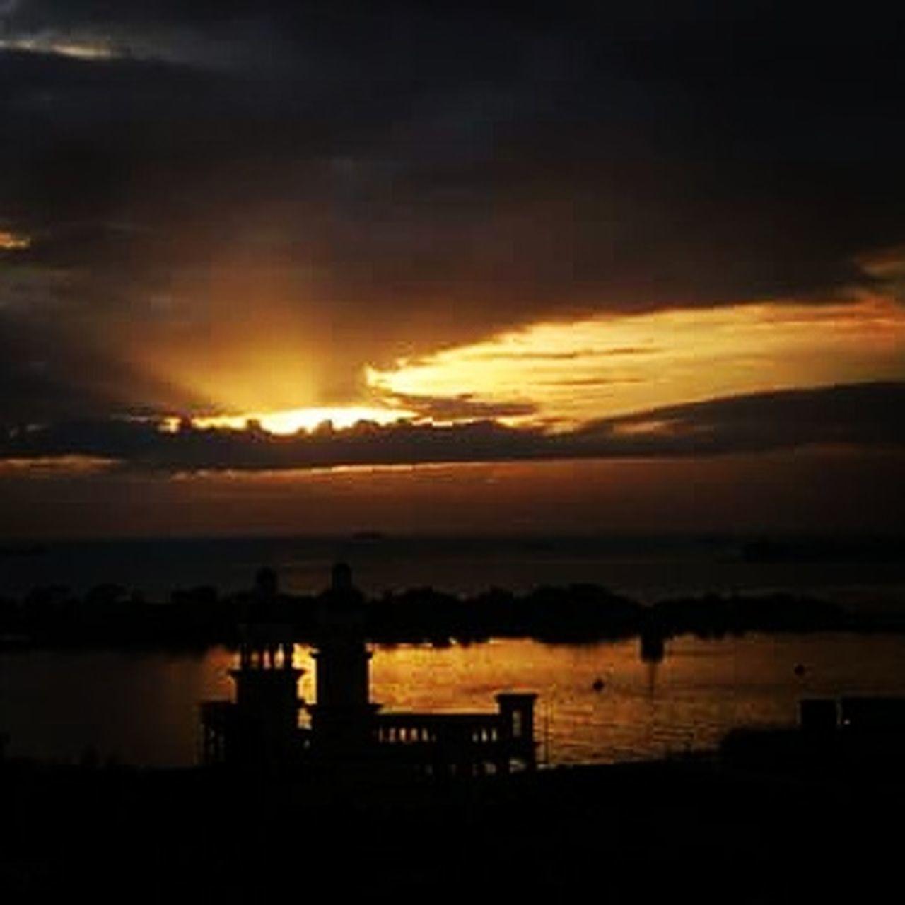 Sunset Sunset_collection Sunset Silhouettes Sunsetporn Beautifull Indonesia Exploreindonesia Wonderful Celebes