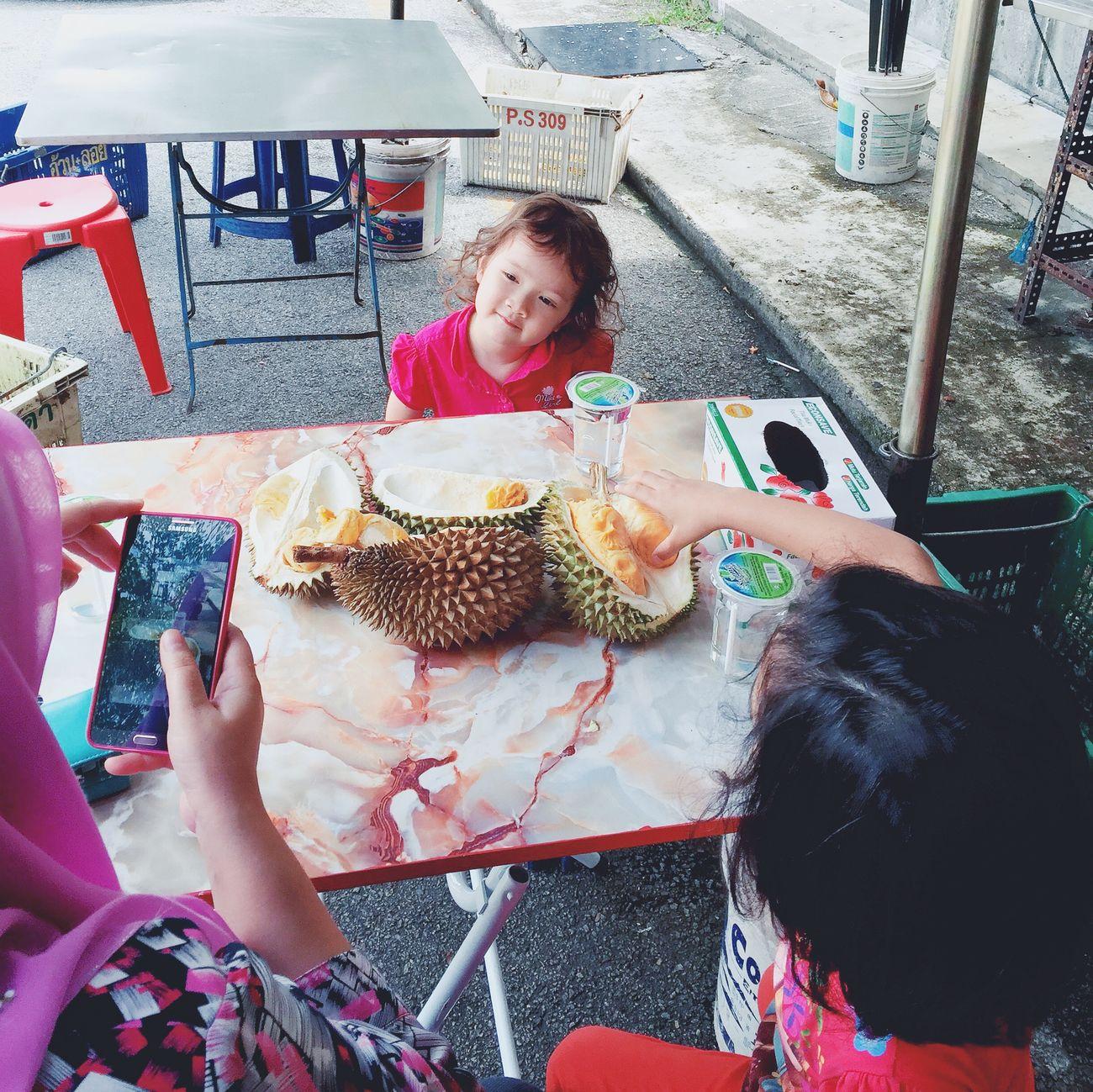 Mealtime VSCO Vscocam Durian