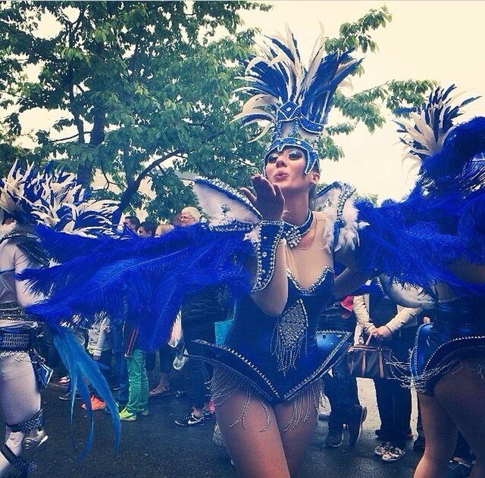 Last day Hammarkullen Karneval Sweden Gothenburg