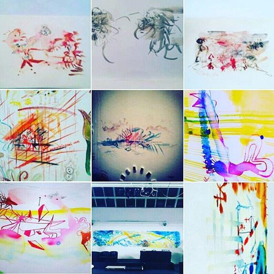 Berlinart Miamiart Moskau Arminpaul Arminpaulart Karlsruhe Artshow Artwindow Artoninstagram Artasia Arty Color Watercolor Watercolorart Artfuture Artforever
