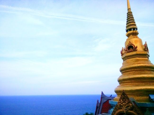 Taking Photos Viewpoint Thai Temple Landscape_Collection Capture The Moment From My Lens Hello World