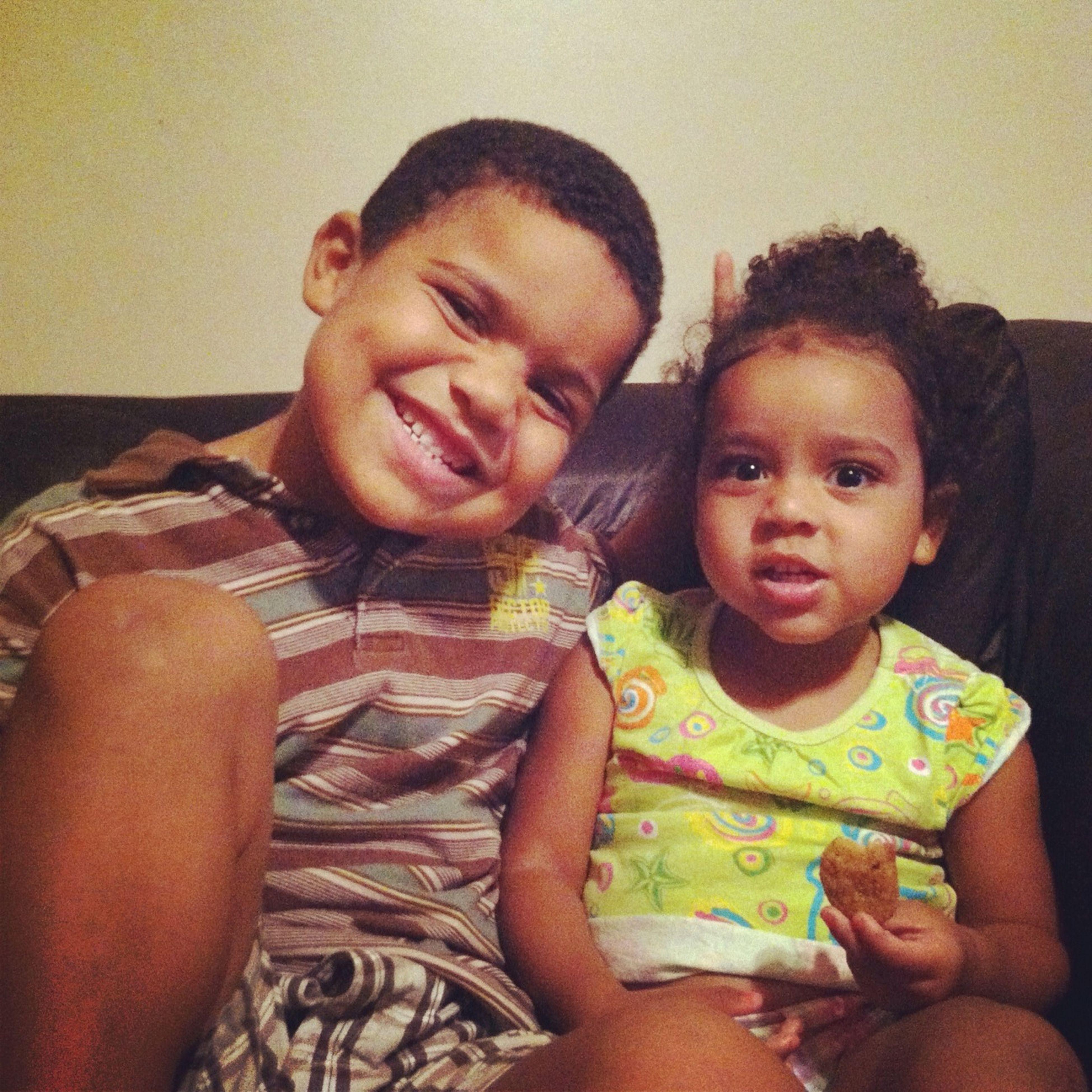 Tasean And Mia