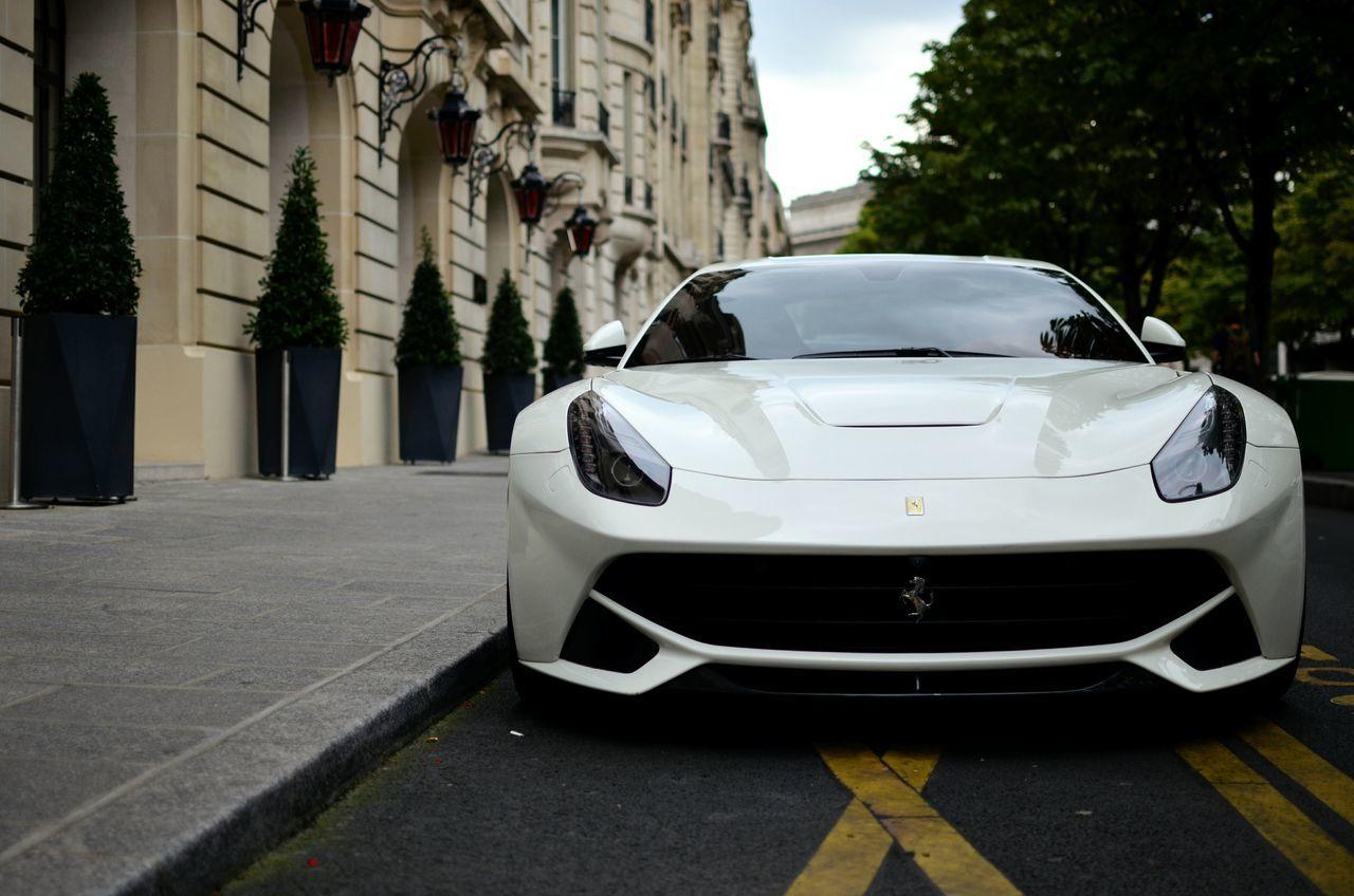 Ferrari F12 Berlinetta. Paris. 17.08.15. Paris Ferrari Streetphotography Carphotography Carspotting Nikon D5100  Luxury Urban Lifestyle