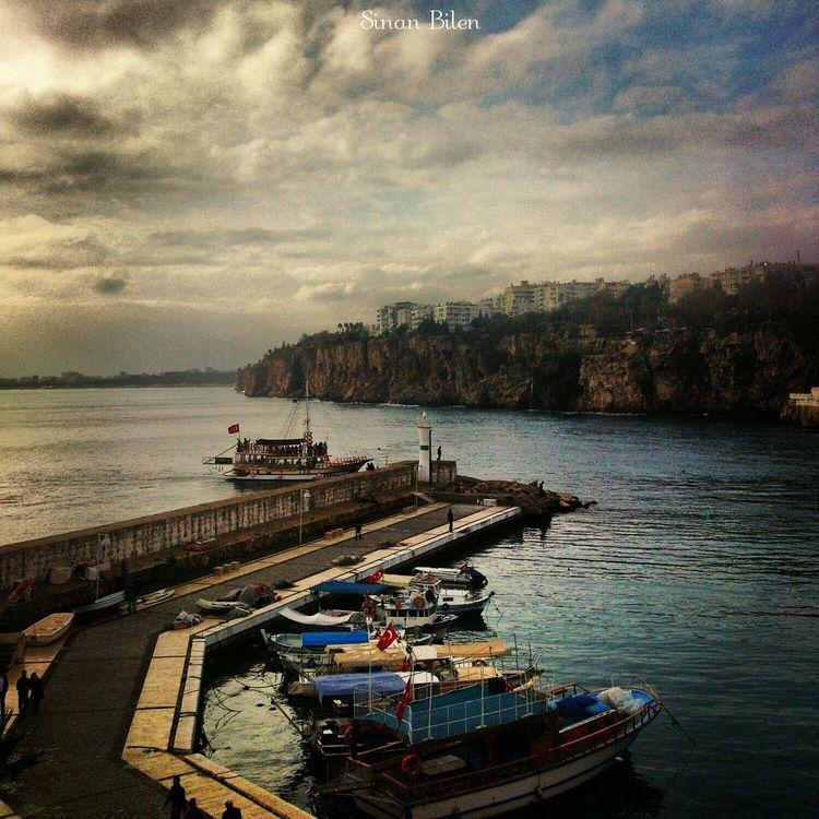 Antalya Turkey Şampiyon BEŞİKTAŞ Beautiful Beautiful View Beauty At Sea Photooftheday Sonyxperiaphotography Landscape Sea Photographer Sinanbilen