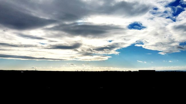 Landscape Cloud Sky Scenics Tranquil Scene Tranquility Calm Beauty In Nature Majestic Nature Blue Day Cloud - Sky Outdoors Non-urban Scene Cloudy Cloudscape Horizon Over Land No People Rural Scene