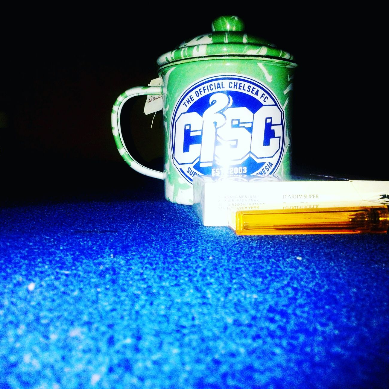 Classic glass yeah Classic Cisc Chelseafc Magelang #indonesia First Eyeem Photo
