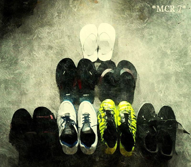 Nice Footworks...!!! **