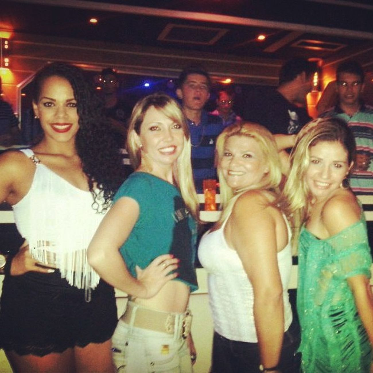 Night Dance ❤ Friends ❤