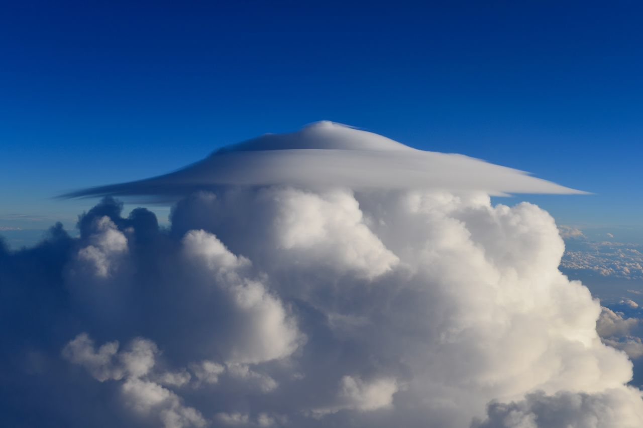 Beautiful stock photos of cloud, Beauty In Nature, Blue, Cloud - Sky, Copy Space