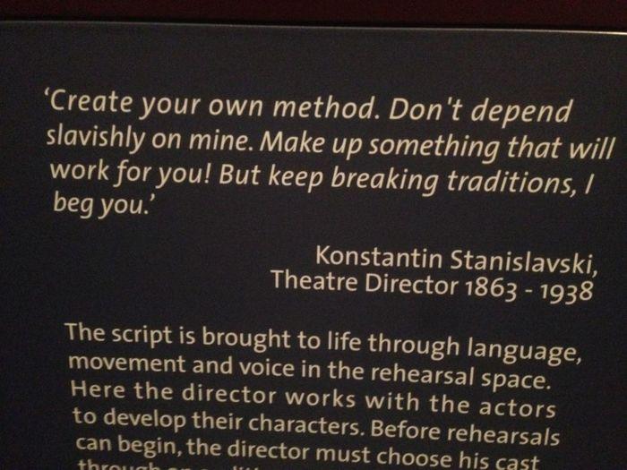 Water Aid, Stanislavski, Cox Feminism Glastonburyexh Jocox London Londonlife LONDON❤ Stanislavski Stanislavsky Victoriaandalbertmuseum
