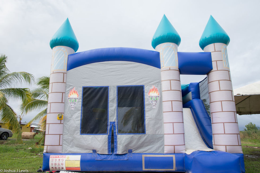 Childrenparty People Trinidad And Tobago Children Photography Castle Fun