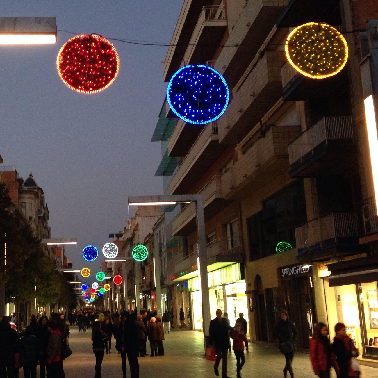 Llums de Nadal