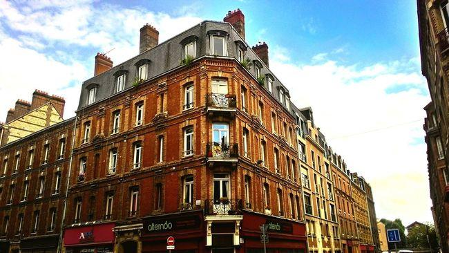 Buildings Architecture Building Exterior Buildingphotography BuildingPorn Building Design Building Work Rouen, France