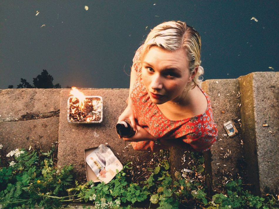 Beautiful stock photos of life, Beautiful Woman, Berlin, Blonde Hair, Close-Up