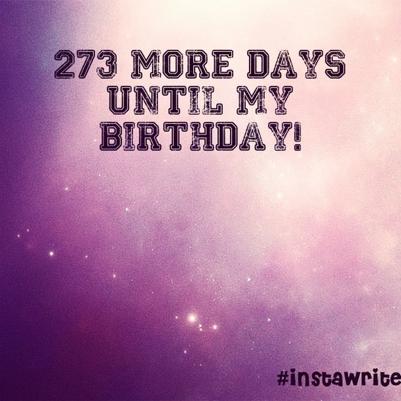 September10 BirthdayCountdown (: June11 <3 ^.<
