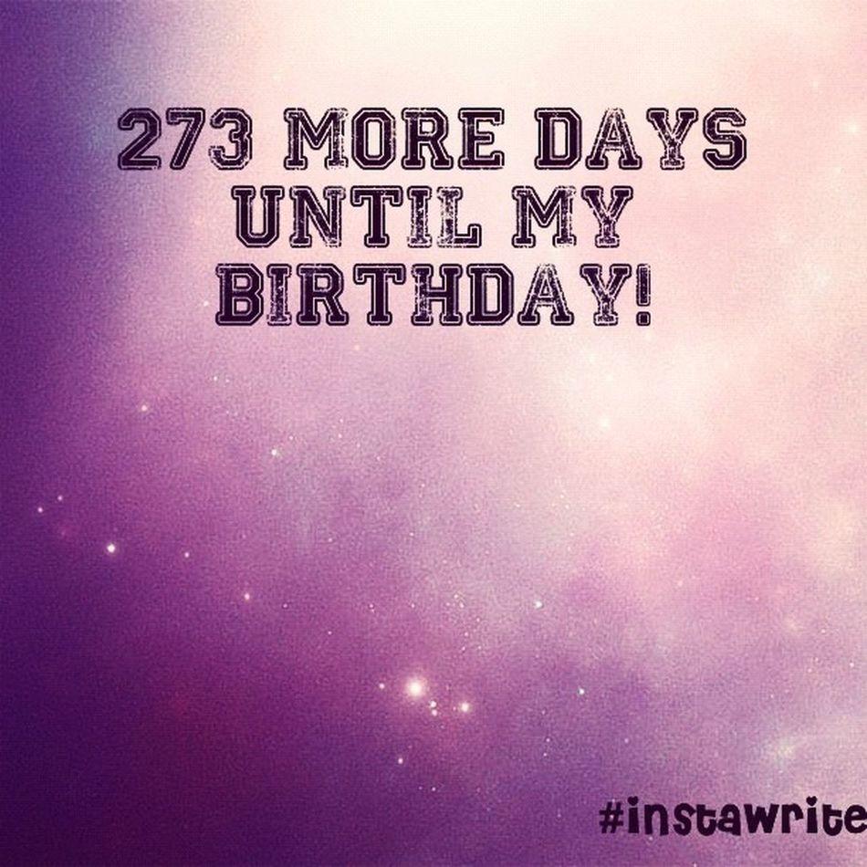 September10 BirthdayCountdown (: June11 <3 ^.<