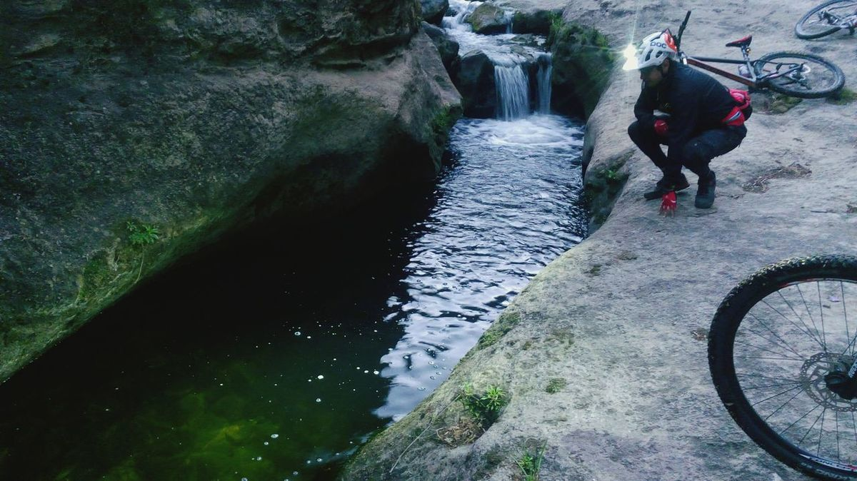Nature Outdoors Leisure Activity Lifestyles Beauty In Nature Men Tlaxcalita La Bella Mexico Tlaxcala Cmh Water