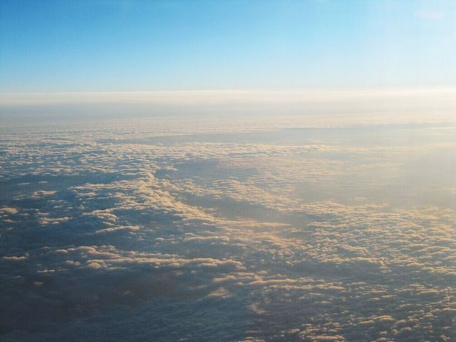 Goodmorning World  I Love You All We Are One Hanging Out From An Airplane Window Skyporn Sky Collection Eyeem_sky_collection Popular Photo Traveling Berlin - Turkiye 2015