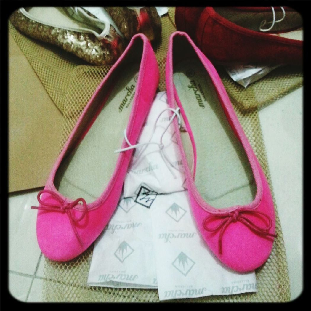 Neon Pink ♥ by Marcha Ballerina.