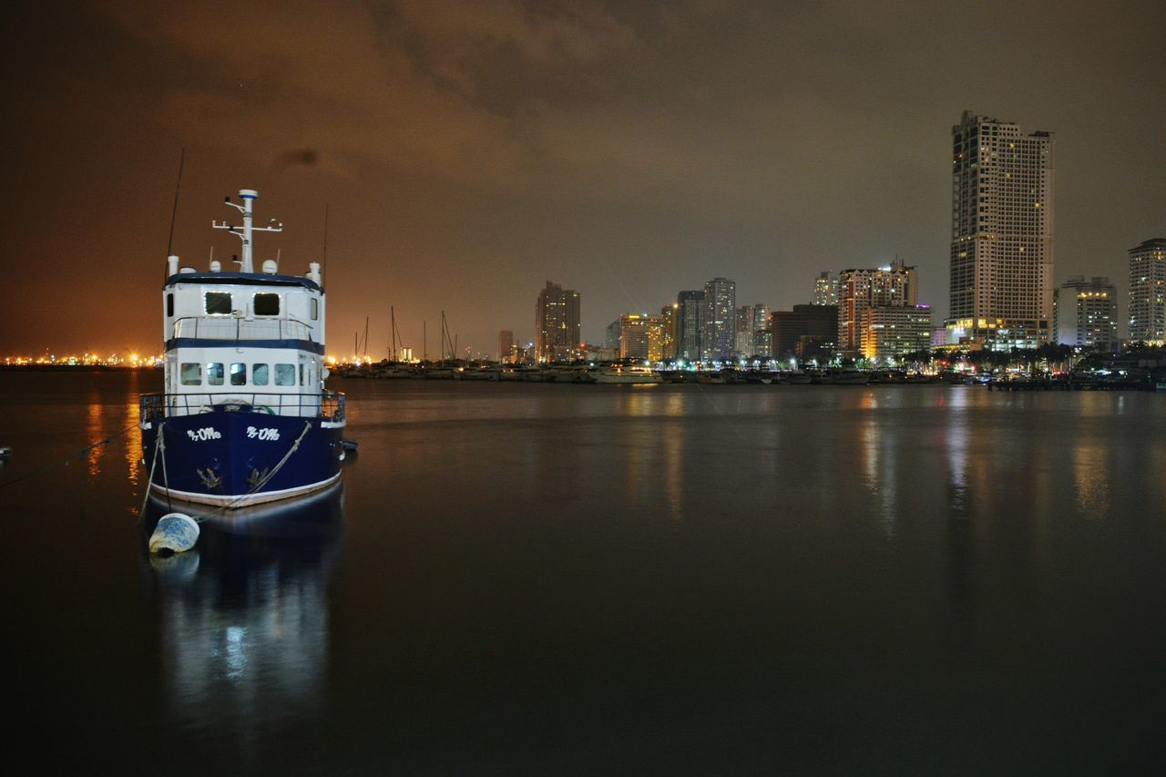Night at the harbor Night Photography The Week On Eyem EyeEmBestPics Eyeem Philippines EyeEm Best Shots Enjoying Life Worldwide Photowalk 2015