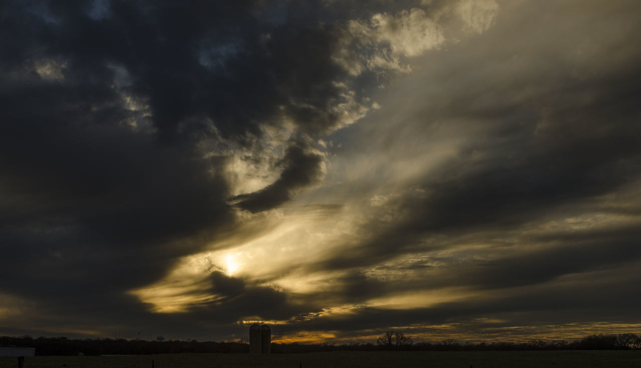 Beautiful Beauty In Nature Cloud - Sky Clouds Day Nature No People Outdoors Sky Sunset Sunstet
