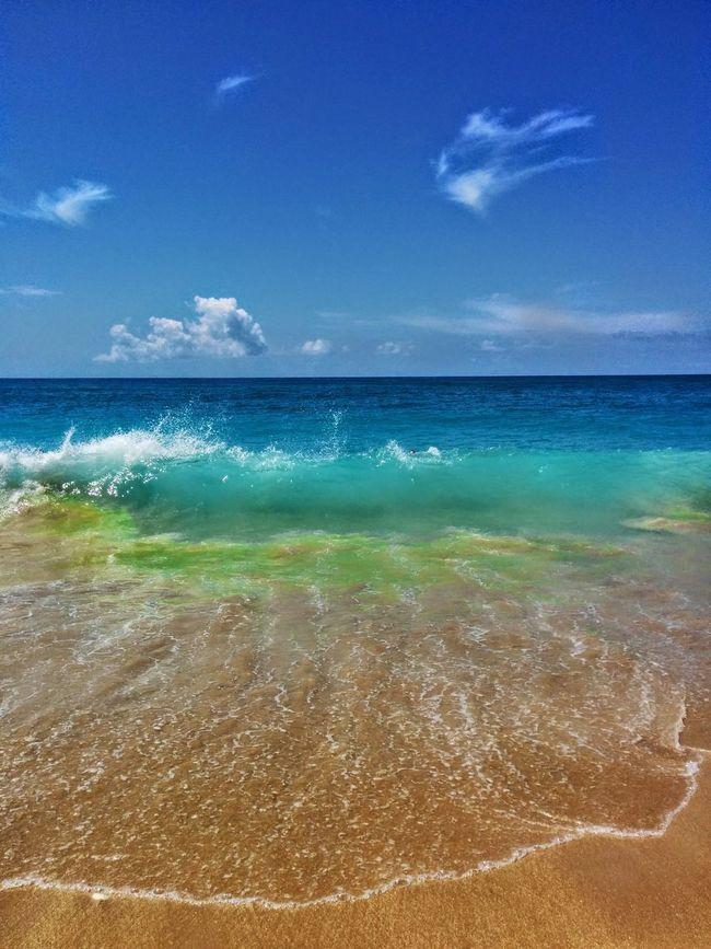 Vrachos Vrachos Beach Loutsa Loutsa Beach Summer Sea Sea And Sky Seaside Waves Waves, Ocean, Nature Unrealistic Colors Greece Epirus Epirus, Greece