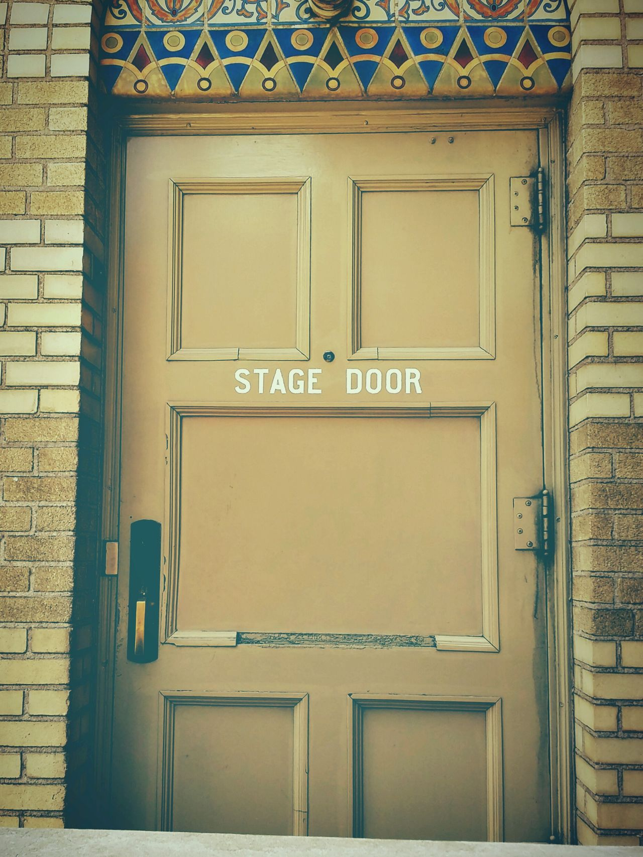 Foxtheatre Stagedoor Atlanta