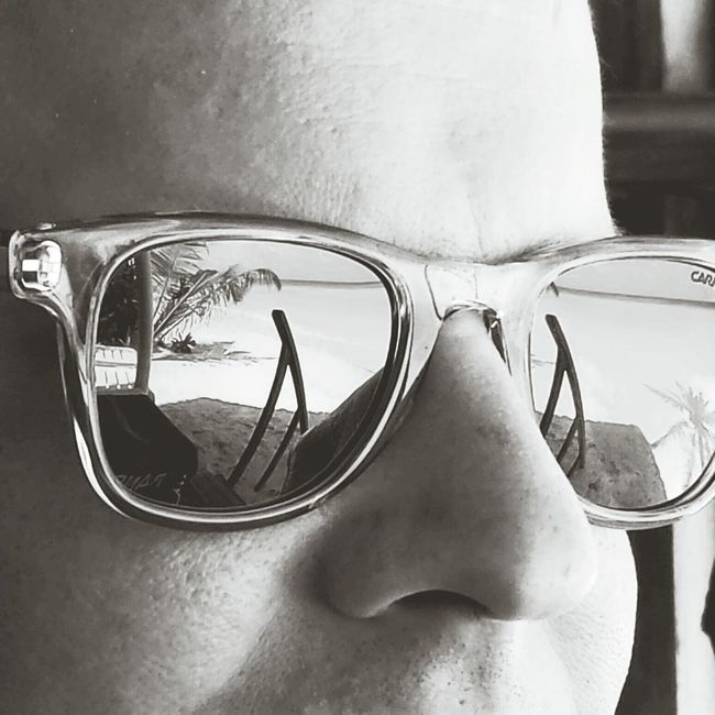 Black & White Bw_collection Sunglasses Reflctions