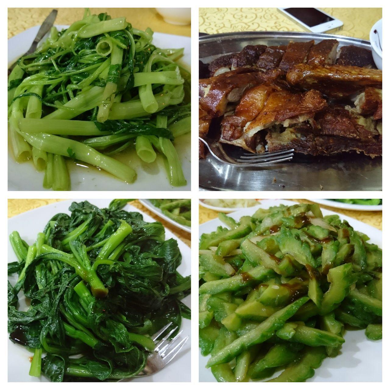 Surinam Food Dagublad Grilled Doks Chinese Vegtables Sopropo Food Photography Foodspotting