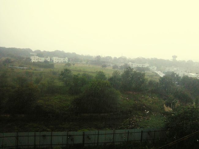 Wheather in pune... awesome...