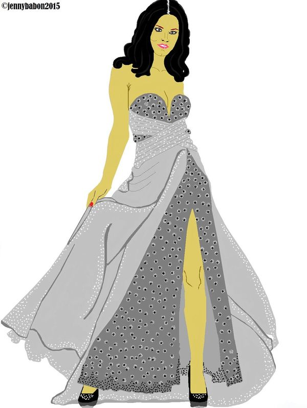 Hello World Check This Out Fashion Illustration Fashion Art Digital Art Drawing