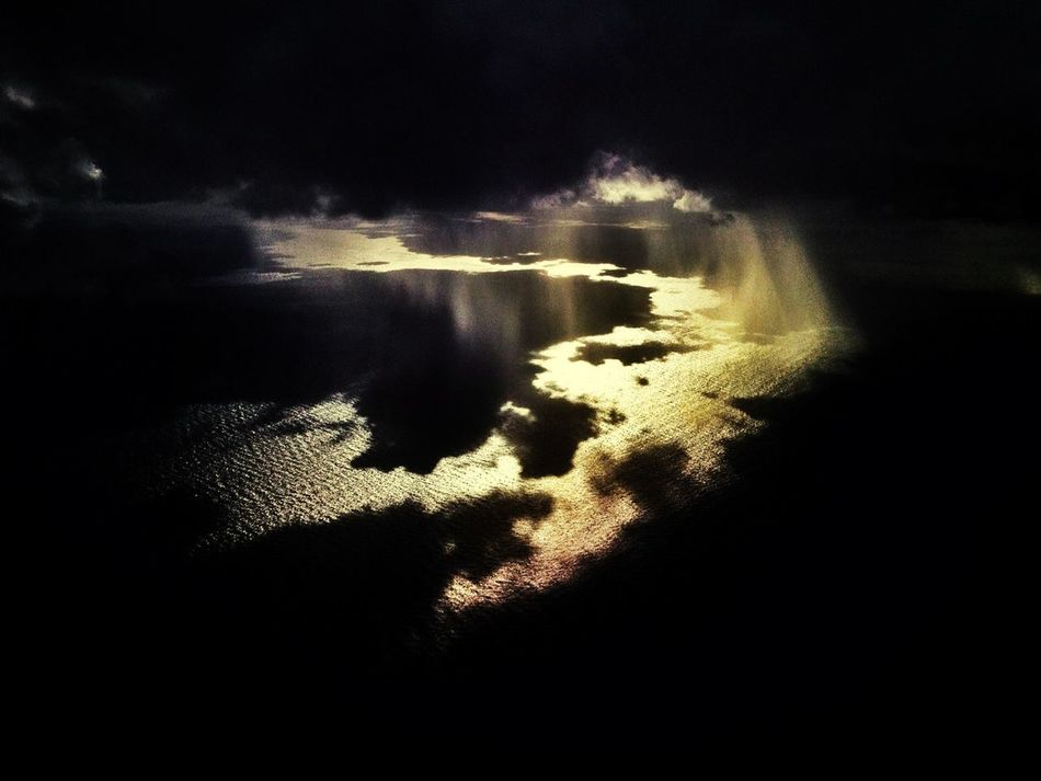 Shadows On The Sea