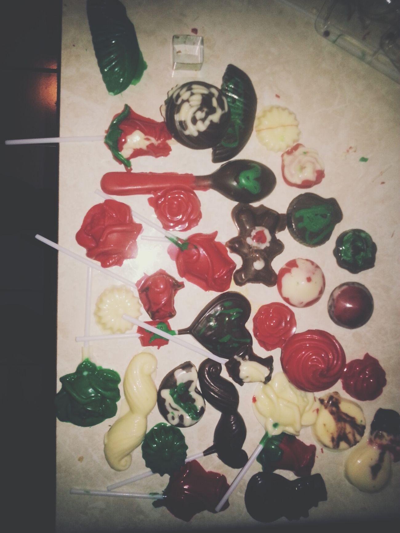 Chocolate Fudgesicles Chocolate♡
