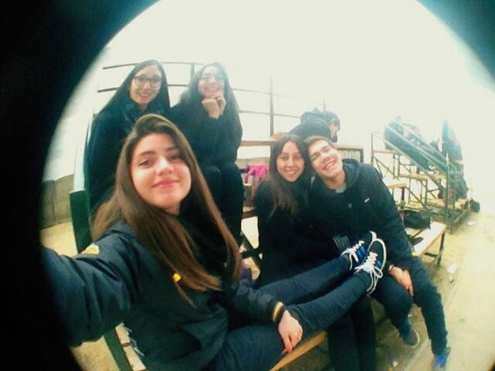 Friends Colegio Winter Chile