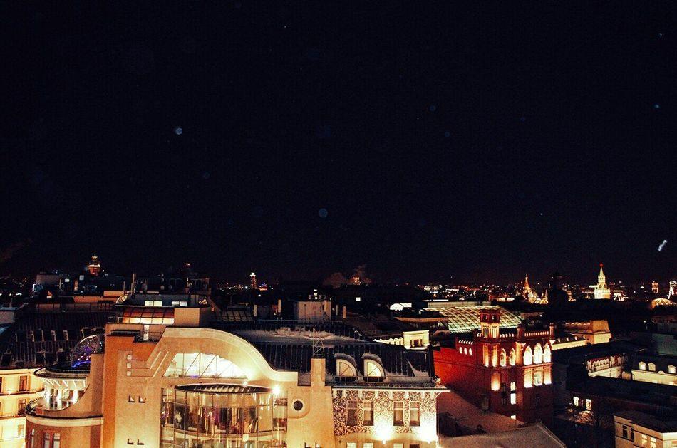 Night City Sky No People Architecture Illuminated Outdoors First Eyeem Photo EyeEmNewHere