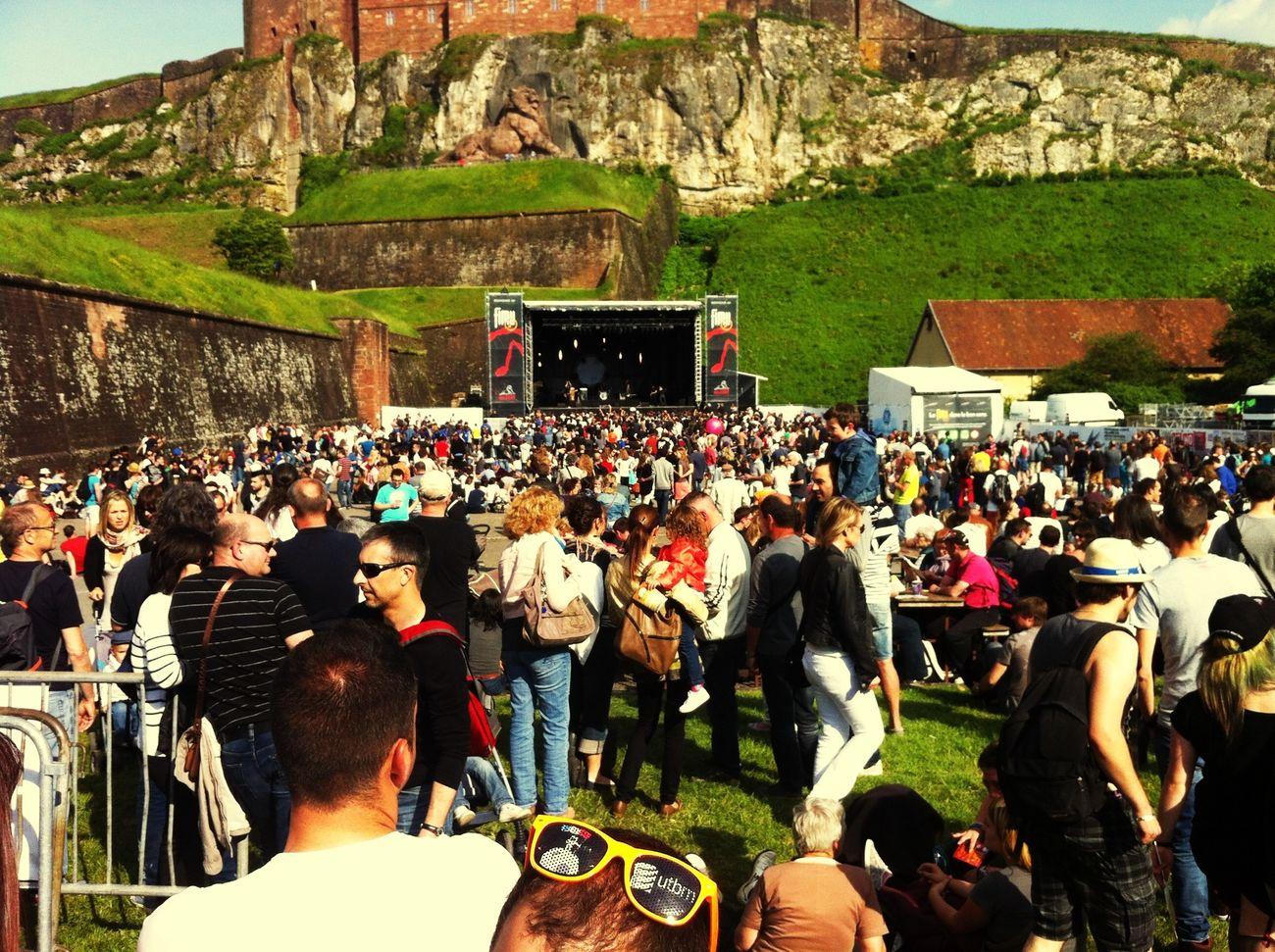 Festoch saoulenplein FIMU Belfort Concert Festoch